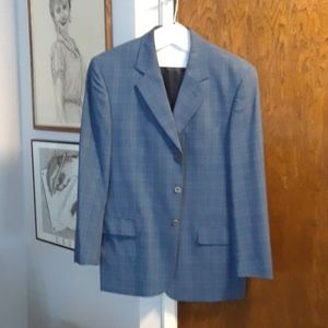Hand-tailored Italian sports jacket